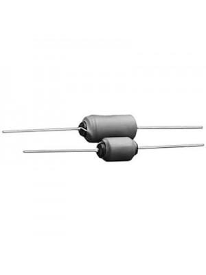 50 uH +/-10% Ferrite Leaded Inductor; Max SRF:1kHz; 4.3A Idc; 50mOhms Rdc IHA