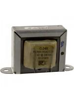 Inductor, Filter, Ind 1H, Tol -20%, +50%, Cur 240mA, Leads, DCR 50 Ohms