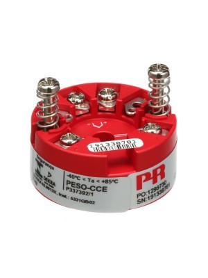 2-Wire Temperature Transmitter; TC/mV Inpt; 4-20mA; Iso.; Sensor Hd Mnt