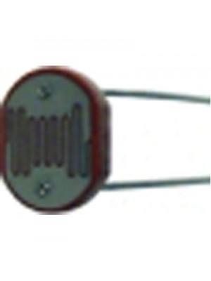 Photocell,1500 Kiloohms (Min.),615 nm,250 Vpeak (Max.),500 mW at 25&deg,C,TO-8