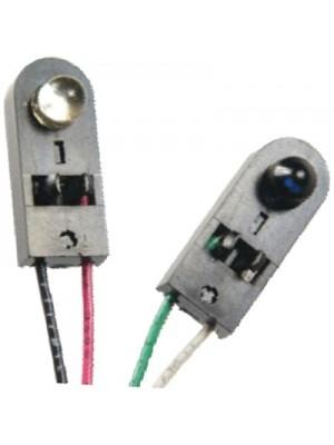 Emitter/Detectors Optical Emitter Sensor Pair 890nm Snap-In OPB100 Series