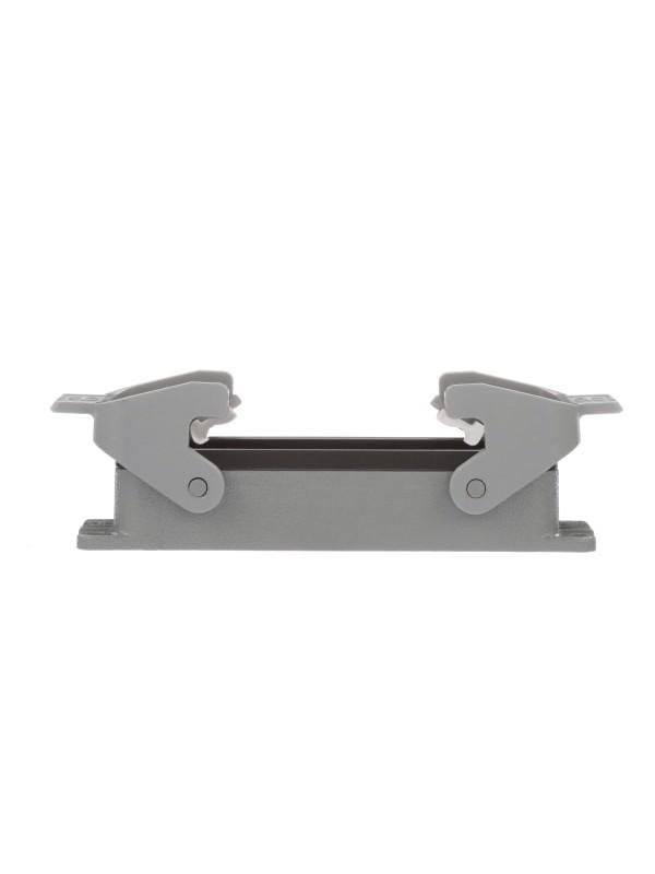 Housing Metal Double Lever 165.4 mm L x 57 mm W x 28.5 mm H Han Com Series